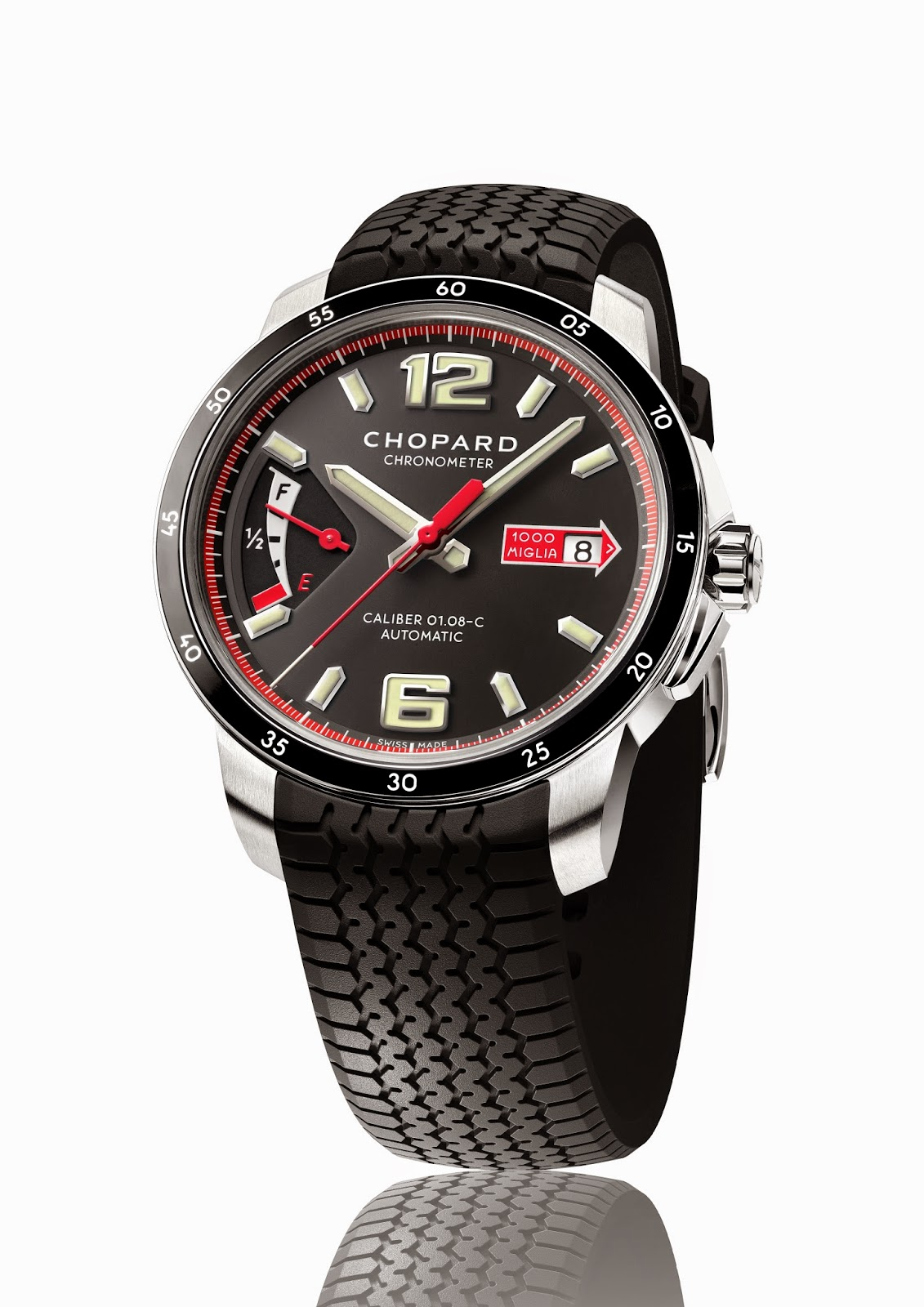 Top Quality Chopard Mille Miglia GTS Power Control Replica Watch