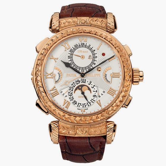 High Quality Patek Philippe Grandmaster Chime Replica Watch ref.5175