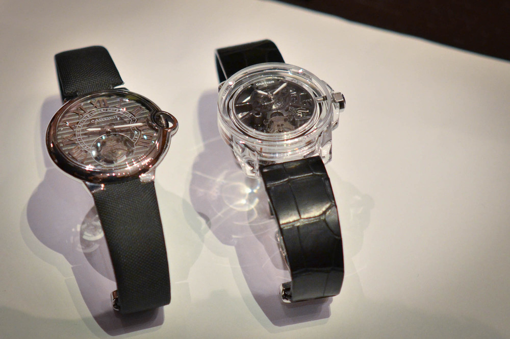 Cartier ID One and Cartier ID Two