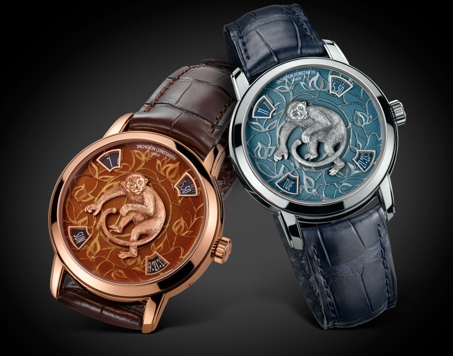 Best Vacheron Constantin Métiers d'Art La Légende du Zodiaque Chinois Year of the Monkey Replica Watch