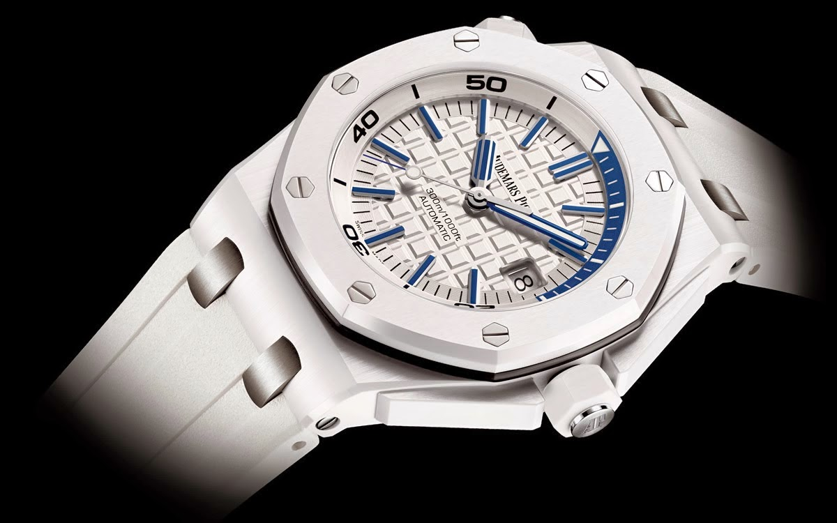 Zegarek Audemars Piguet – Royal Oak Offshore Diver