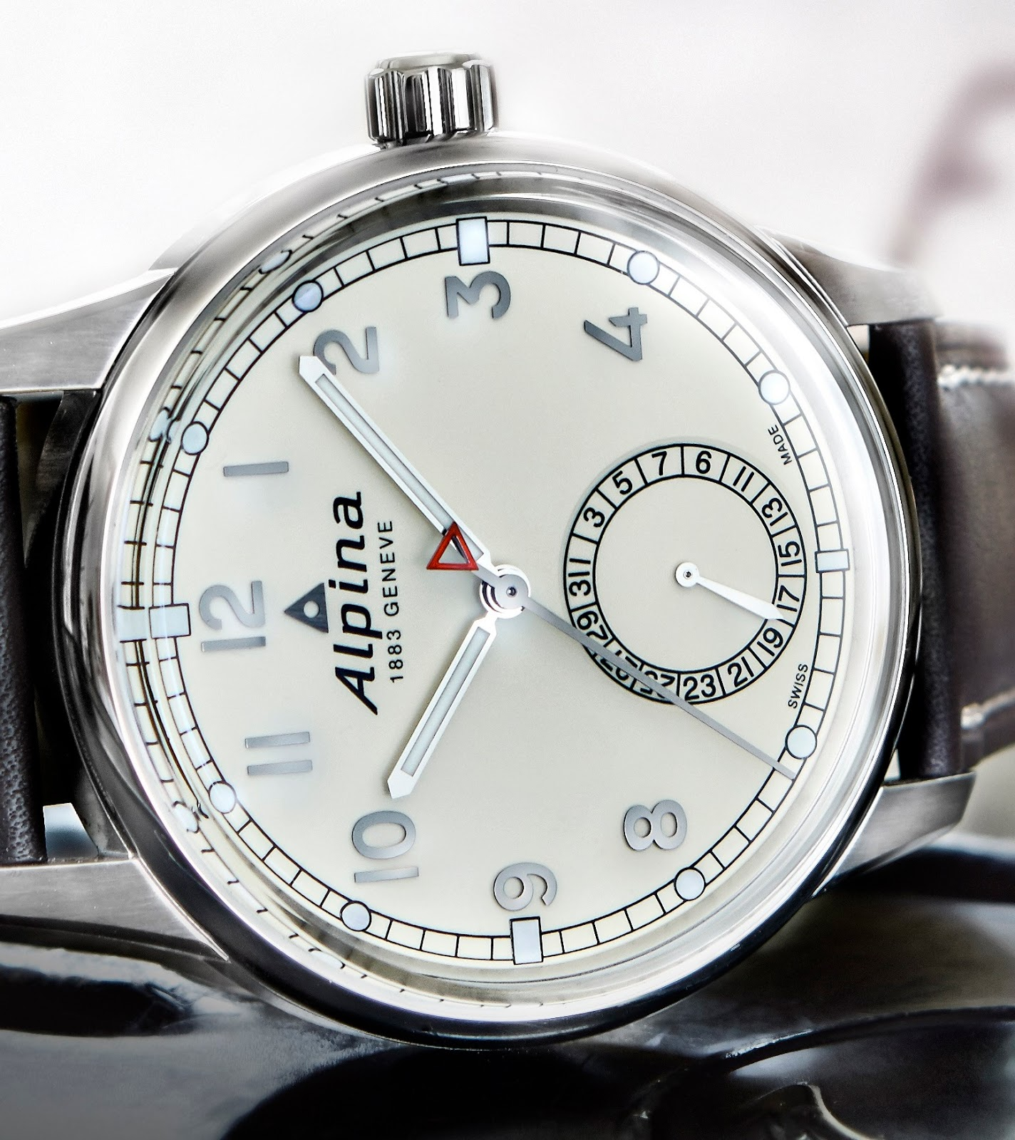 New style alpina alpiner automatic watch replica
