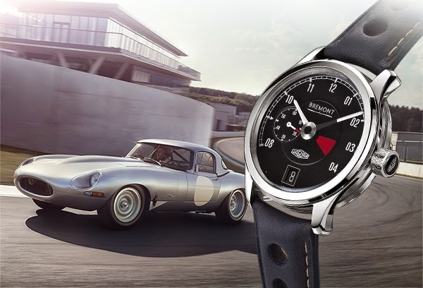 Best Quality Bremont  Jaguar MKI and MKII Replica Watch