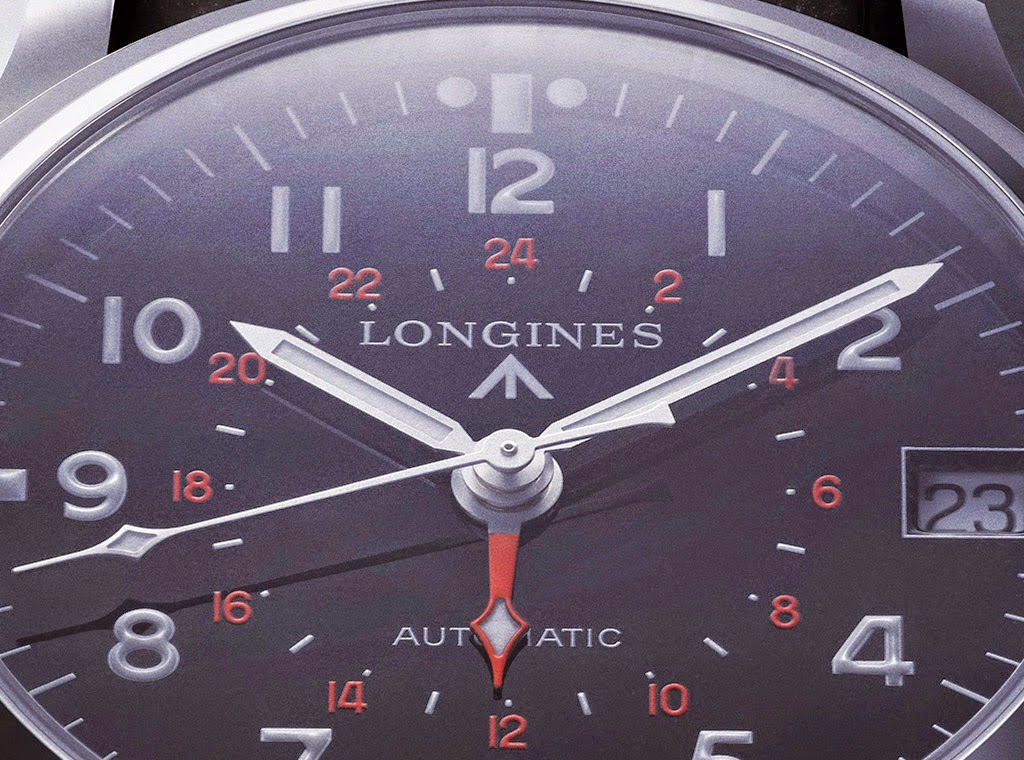 44mm Steel Case Longines Avigation Replica Watch