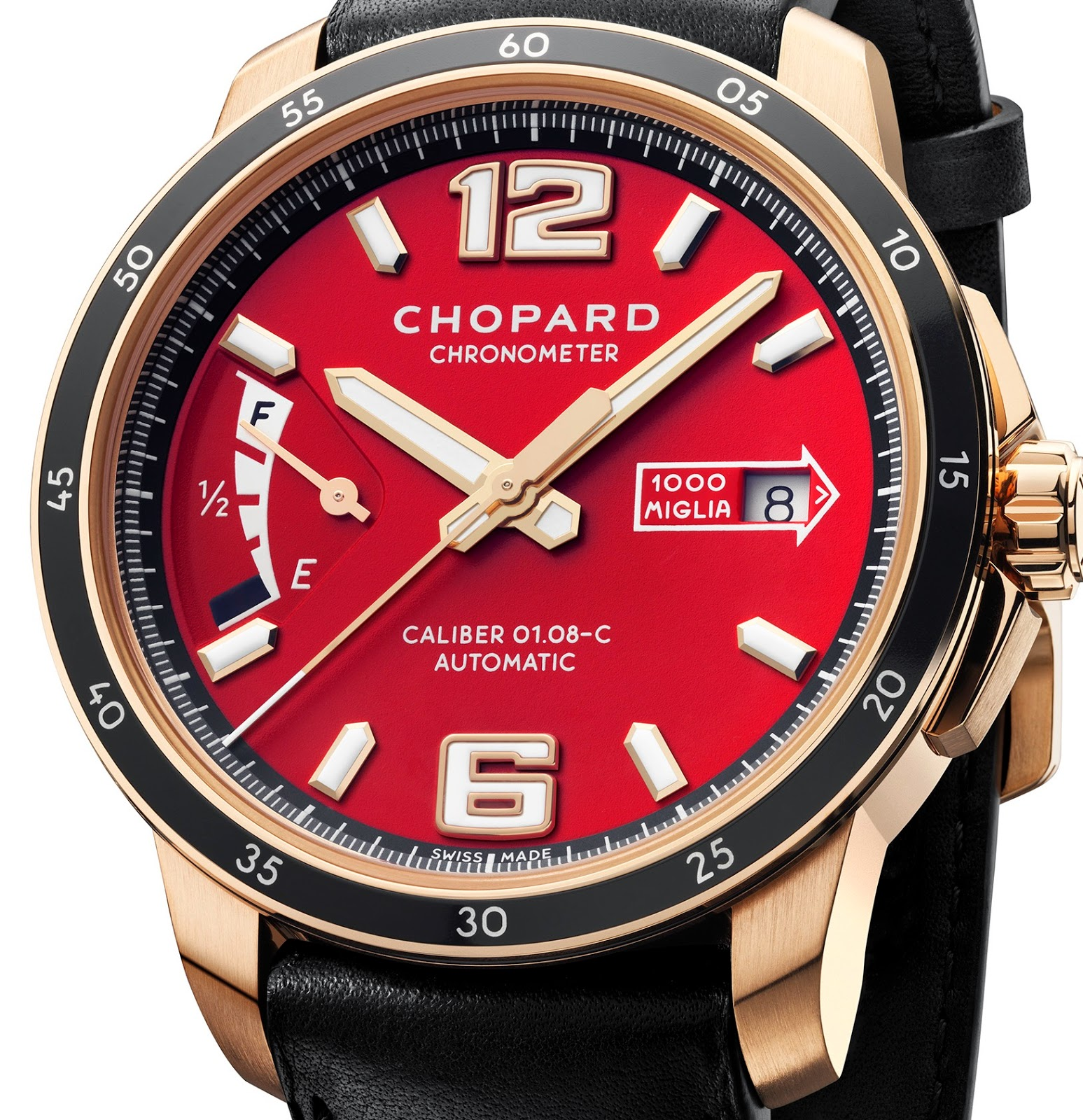 Chopard - Mille Miglia 2015 Race Edition 18K rose gold