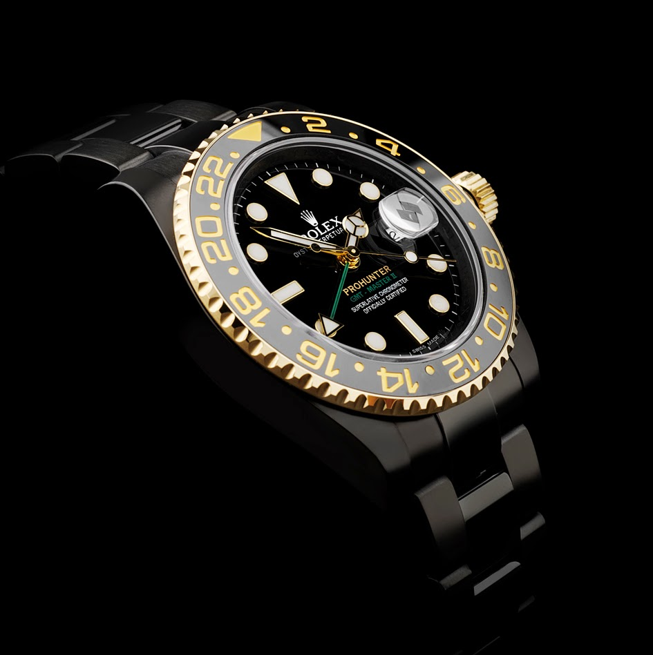 rolex pro hunter replica watch – Different Rolex face