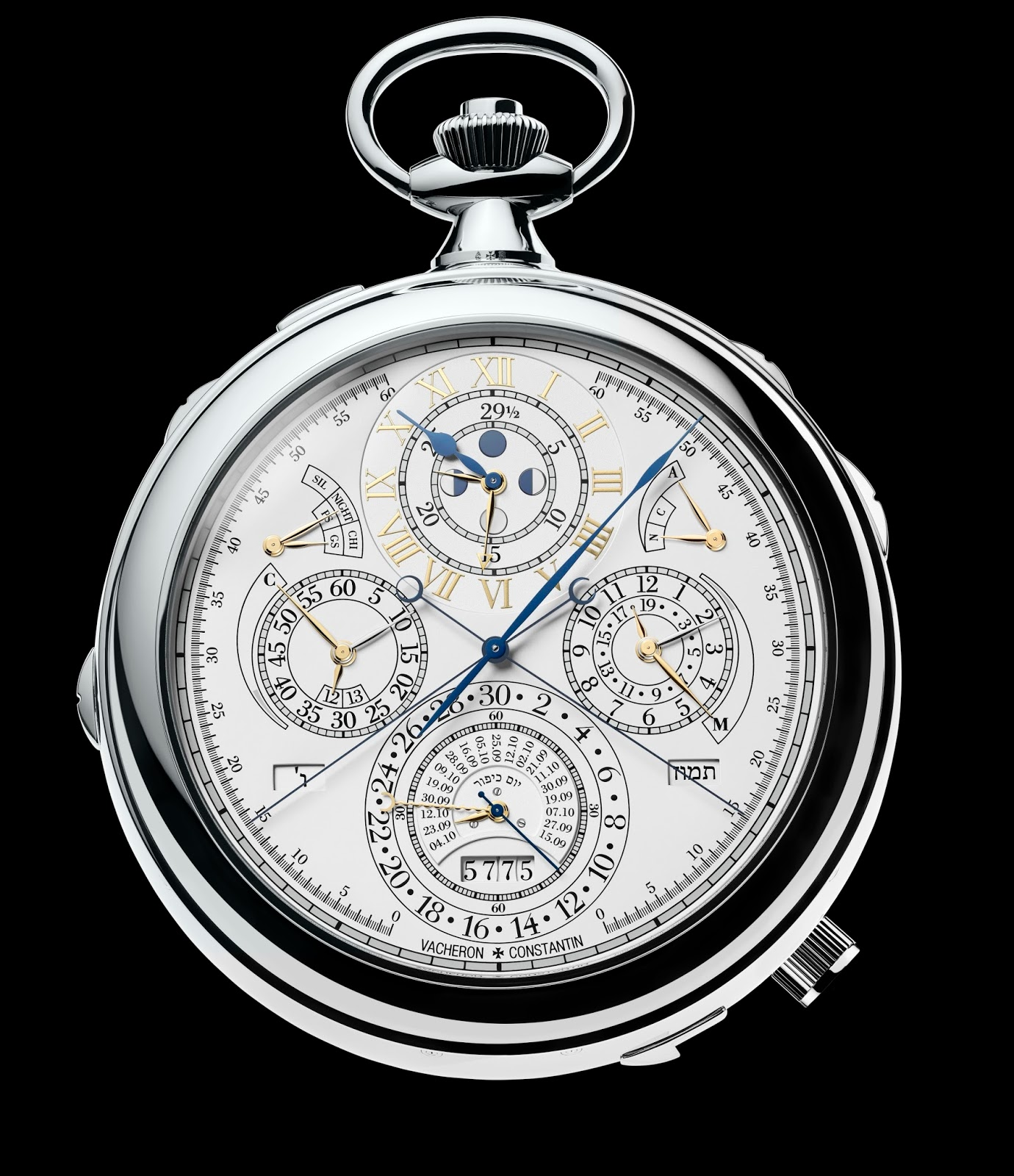 Vacheron Constantin - Reference 57260 watch