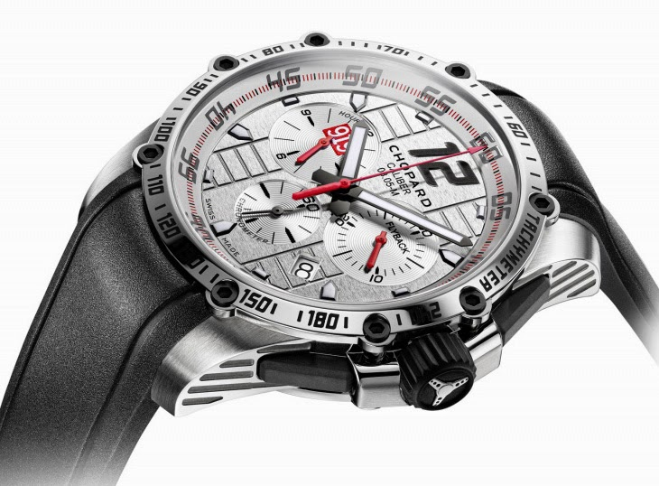 45mm chopard classic racing superfast chrono porsche 919 limited edition replica watch