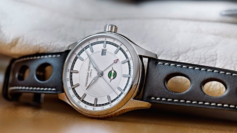 Best frédérique constant healey gmt 24h replica watch
