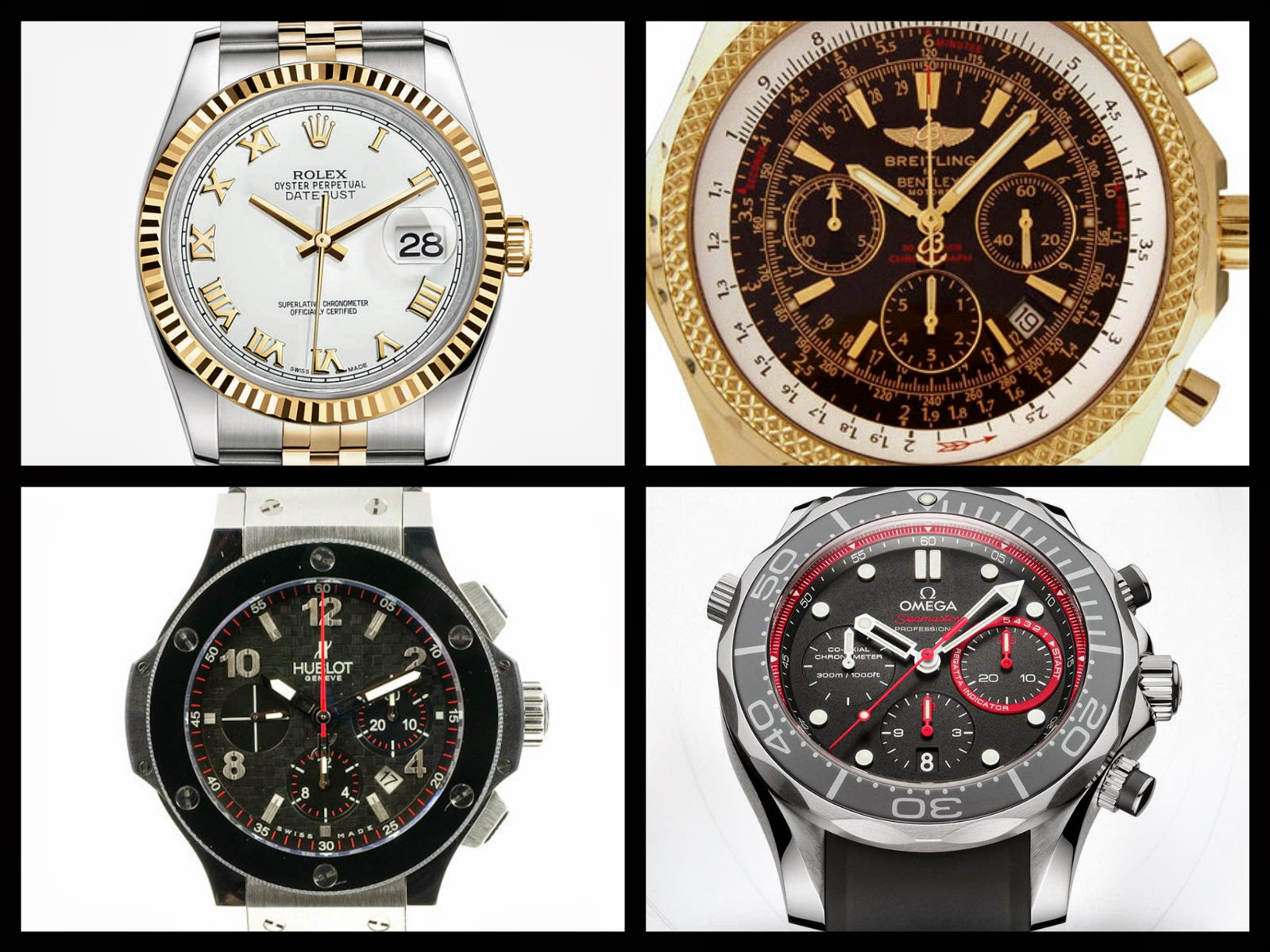 Which swiss replica watch companies spent the most on advertising in 2013?
