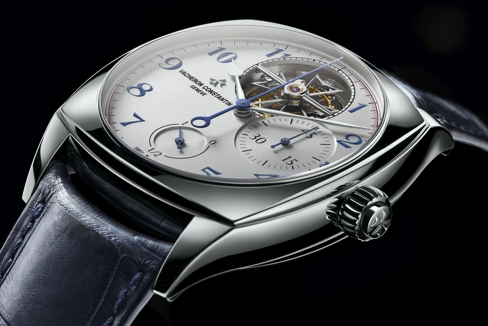 9235970a263 Vacheron Constantin s Harmony line drew praise after revealing the thinnest  self-winding split-seconds mono-pusher chronograph a month ago. vacheron ...