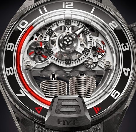 New style hyt h4 gotham watch replica online sale