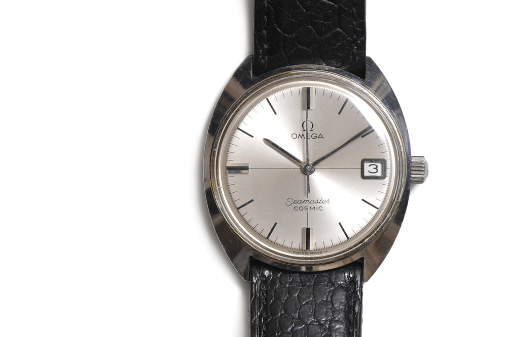 An Omega Cosmic from the late 1960's. Photo courtesy www.eternityjewellers.com