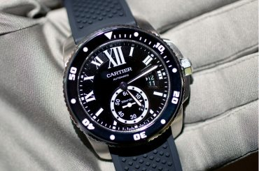 replica cartier calibre de cartier diver watch