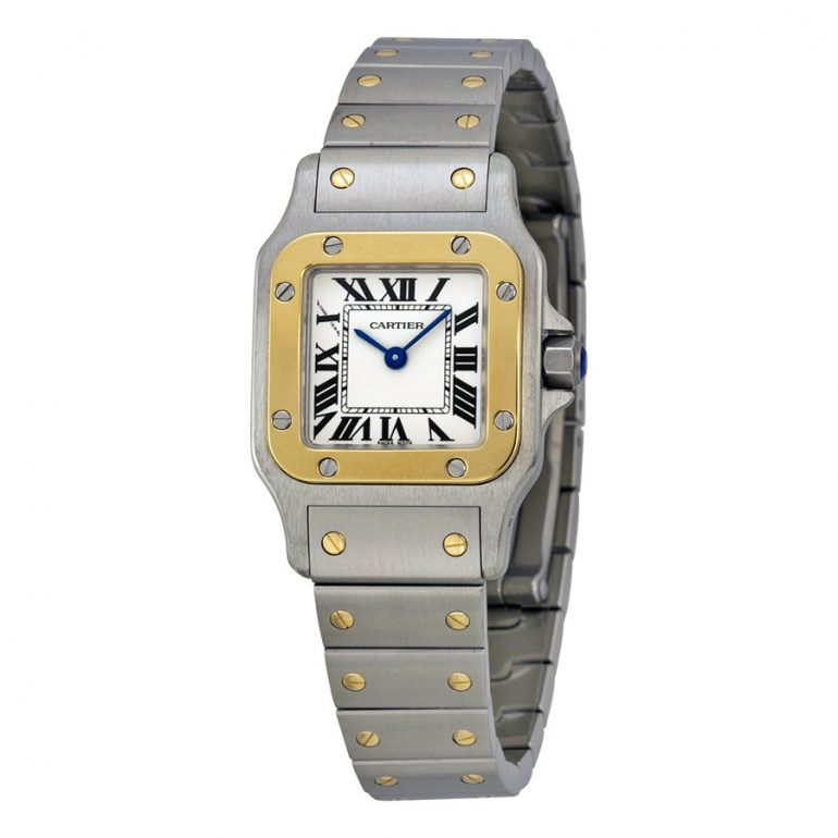 Cartier Santos Ladies Watch W20012C4